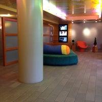Photo taken at Hotel Tomo! by Savannah G. on 2/12/2012