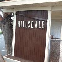 Photo taken at Hillsdale Caltrain Station by David L. on 7/9/2012