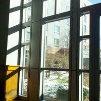 Photo taken at Le Méridien Cambridge-MIT by Macy on 1/20/2012