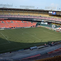 Photo taken at Robert F. Kennedy Memorial Stadium by D.C. United on 8/4/2012