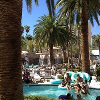 Photo taken at Grand Pool Complex Lazy River by Eric P. on 9/1/2012