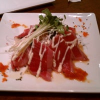 Photo taken at Monstera Sushi & Noodles by Jed D. on 9/3/2012