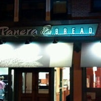 Photo taken at Panera Bread by Allan K. on 11/26/2011