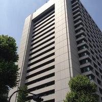 Photo taken at 中央合同庁舎第2号館 by Watalu Y. on 6/4/2012