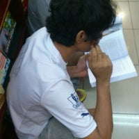 Photo taken at Gramedia by Wahid A. on 6/3/2012