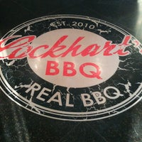 Photo taken at Lockhart's BBQ by Kate W. on 11/6/2011