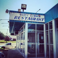 Photo taken at Cozy Corner by Tin H. on 5/29/2012