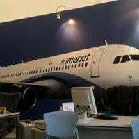 Photo taken at Interjet by Arturo L. on 8/18/2011