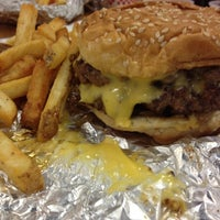Photo taken at Five Guys by Paul C. on 2/1/2012