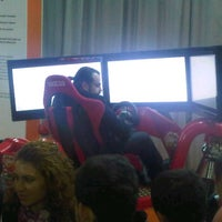 Photo taken at Siemens Hall #win2012 by Yalçın D. on 3/30/2012