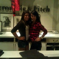 Photo taken at Abercrombie & Fitch by Karen s. on 11/25/2011