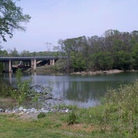 Photo taken at Riverwalk Trail by OnlyIn R. on 4/1/2012