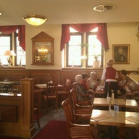Photo taken at Cafe Schinkelwache by Stanislav K. on 6/15/2011