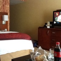 Photo taken at Courtyard By Marriott by Christel L. on 7/8/2012