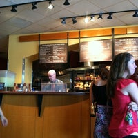 Photo taken at Panera Bread by Chris S. on 7/20/2011