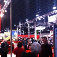 Photo taken at Vakantiebeurs by Annelies H. on 1/11/2012