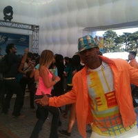 Photo taken at Club #Ultrabook Hosted by Intel @sfoutsidelands by Dee C. on 8/15/2011