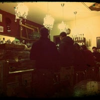 Photo taken at Osteria Vineria Guerrina by Paolo on 5/1/2012