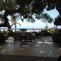 Photo taken at Tamacá Beach Resort Hotel by Javier B. on 2/24/2012