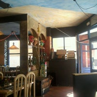 Photo taken at La Pasta Gansa by Marian B. on 10/16/2011