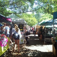 Photo taken at Glebe Markets by Chang H. on 3/24/2012