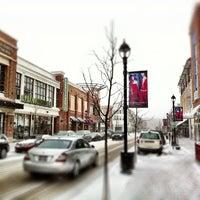 Photo taken at Crocker Park by Gregory W. on 2/11/2012