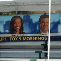 Photo taken at Kmsp Fox 9 @ The Fair by Amanda K. on 9/3/2012