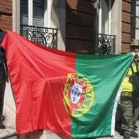 Photo taken at Consulado Geral De Portugal em Londres by Damiao R. on 5/3/2012
