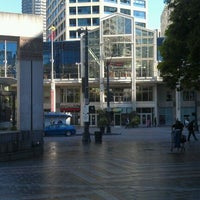 Photo taken at Westlake Center by Lawerence S. on 5/26/2012