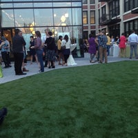 Photo taken at Greenhouse Loft by Brian W. on 5/19/2012