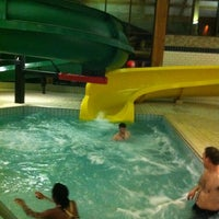 Photo taken at Douglas Fir Resort & Chalets by Roz D. on 3/4/2012