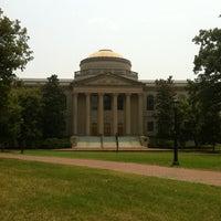 Photo taken at University of North Carolina at Chapel Hill by Dan J. on 7/1/2012