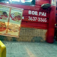 Photo taken at Pit Dog Bob Pai by Carolina D. on 8/30/2012