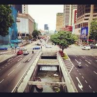 Photo taken at Chinatown MRT Interchange (NE4/DT19) by Pavel B. on 7/18/2012