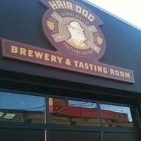 Photo taken at Hair of the Dog Brewery & Tasting Room by Shane D. on 5/10/2012