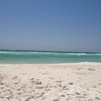 Photo taken at Destin Beach by Debra K. on 4/14/2012