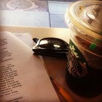 Photo taken at Starbucks by Laura J. L. on 9/12/2012