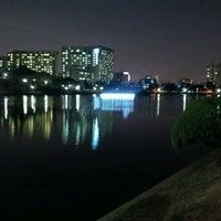 Photo taken at Konkuk University by Myeongseob L. on 4/6/2012