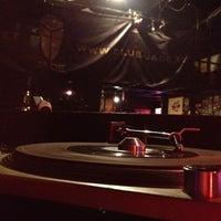 Photo taken at Club JADE by ryota_gp on 3/30/2012