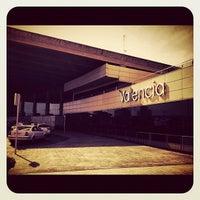 Photo taken at Aeroport de València (VLC) by Alkis E. on 4/12/2012