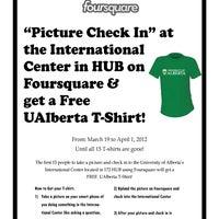 Photo taken at International Centre by University of Alberta International on 3/16/2012