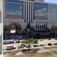 Photo taken at Palm Beach County Courthouse by Matt W. on 4/18/2012
