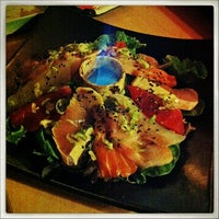 Photo taken at Hama Sushi by Billy U. on 8/8/2012