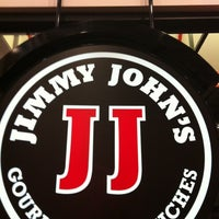 Photo taken at Jimmy John's by Shelbi B. on 3/18/2012