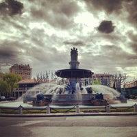 Photo taken at La Rotonde by MikaelDorian on 4/21/2012