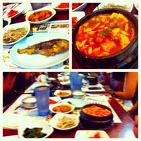 Photo taken at BCD Tofu House by Chris N. on 6/24/2012