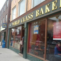 Photo taken at World Class Bakers by Melanie C. on 3/3/2012