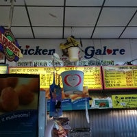 Photo taken at Chicken galore by Chris P. on 6/4/2012