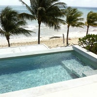 Photo taken at Blue Diamond Riviera Maya by Daniel C. on 3/11/2012