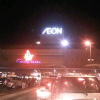 Photo taken at AEON Bandaraya Melaka Shopping Centre by Mr. Fauzi on 8/17/2012
